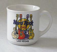 Hard Rock Cafe Las Vegas Guitars 12 Ounce Coffee Mug Cup