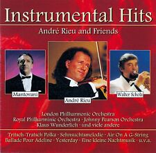 ANDRE RIEU AND FRIENDS : INSTRUMENTAL HITS / CD (EUROTREND CD 157.671)