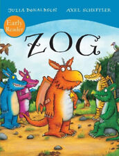 ZOG Early Reader by Julia Donaldson.