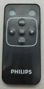 "Philips Remote Control for SPF3480T/G7 8"" LCD Panel Digital Photo Frame"