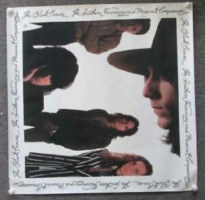 BLACK CROWES SOUTHERN HARMONY AND MUSICAL COMPANION ORIGINAL PROMO POSTER LARGE