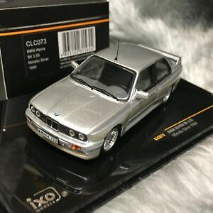 IXO 1:43 BMW Alpina B6 3.5S 1989 Metallic Silver CLC073