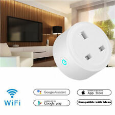 Smart Plug WiFi Power Socket for Amazon Alexa Google Home IFTTT Voice Control