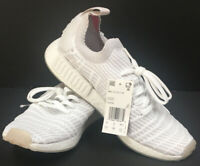 ADIDAS NMD R1 STLT PK CLOUD WHITE BOOST MENS RUNNING SHOES CQ2390 SIZE 10.5