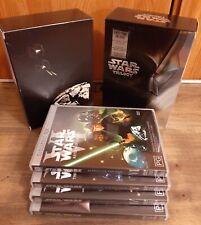 Star Wars (DVD, 2004, 4-Disc Set)