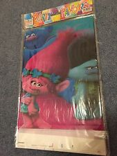 Trolls Table Cover Birthday Party Supplies NEW