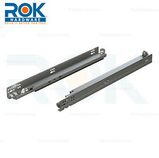 "PAIR OF BLUM 18"" UNDERMOUNT TENDEM 563 F SOFT CLOSE DRAWER SLIDES 3/4"" 563F4570B"