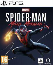 Marvel Die Spinne-Mann: Miles Morales (ps5) Pre Order Out 12th November BRANDNEU