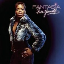 Fantasia - Free Yourself [New CD] SEALED ##