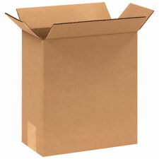100 6x4x8 Cardboard Shipping Boxes Corrugated Cartons
