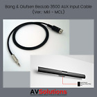 3 M. BeoLab 3500 Mk1 (MCL) Cable iPod/iPad/iPhone/PC/TV to Bang & Olufsen B&O