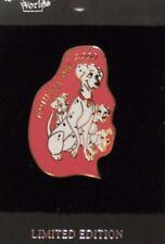 Disney Wdw Mothers Day 2000 Perdita & 101 Dalmatians Puppies Le 5000 Pin