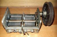 Drehkondensator AM-Tuner aus Telefunken Concertino 7 - Röhrenradio Ersatzteil