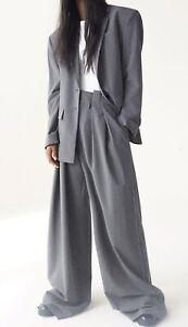 Pantalones De Mujer Zara Compra Online En Ebay