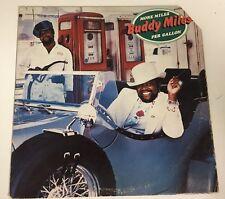 "BUDDY MILES "" MORE MILES PER GALLON "" 1975 LP VINYL RECORD Lp Original"