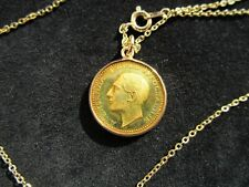 1932 Gold Jugoslavija Yogolavian 1 Ducat-possibly not the real coin