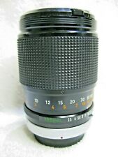 Canon FD 135 mm F2.5 SC Prime  Lens *Near Mint*