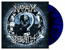 NAPALM DEATH - Smear Campaign [BLUE/BLACK] (LP)
