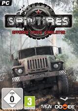 Spintires - Offroad Truck Simulator (PC, 2014, Nur der Steam Key Download Code)