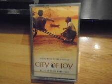 SEALED RARE OOP City of Joy CASSETTE TAPE soundtrack ENNIO MORRICONE score 1992
