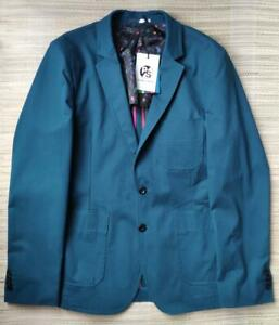 Paul Smith men's mid fitjacket/blazer size 40UK/50EU - partially lined