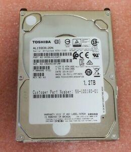 "Toshiba 1.2TB 10K 2.5"" SAS 12G 128MB Cache Enterprise Hard Drive HDD AL15SEB120N"