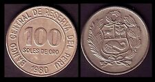 ★★ PEROU / PERU ● 100 SOLES 1980 ● (ref64) ★★
