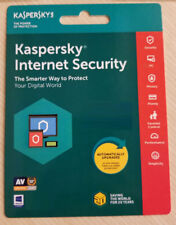 Kaspersky Internet Security 2018 3PC 1 Year NEXT DAY DELIVERY Send Key Free Post