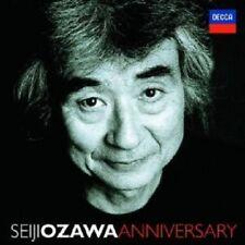 OZAWA/HORNE/TE KANAWA/PINNOCK - SEIJI OZAWA ANNIVERSARY (LTD EDITION) 11 CD NEW+