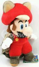 SUPER MARIO BROS. MARIO SCOIATTOLO PELUCHE Plush Musasabi Wii Pupazzo Peach Doll