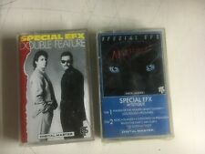 SPECIAL EFX Lot of 2 Cassette Tapes. JAZZ, FUSION