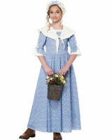 Colonial Village Girls Costume