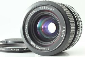[MINT] Nikon Zoom-NIKKOR AI-S 35-70mm f/3.3-4.5 AiS Lens for From JAPAN