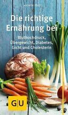 Die richtige Ernährung bei | Andrea Pölt | Buch | Deutsch | 2015
