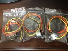 3 x DEFROST TERMINATION THERMOSTAT WITH Clip Suit GE,W'lpool,Hoover,Amana  0602
