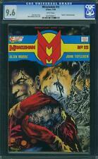 "MIRACLEMAN #15 CGC 9.6 ""Death"" of Kid Miracleman!  ALAN MOORE Eclipse Comics"