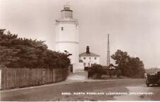 North Foreland Lighthouse Broadstairs unused RP old pc Sweetman