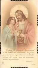 IMAGE RELIGIEUSE BOURGES JEANNE LE BOITEUX 1913