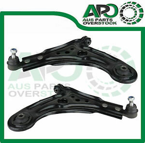 Front Lower Left& Right Control Arm & Ball Joint FOR Holden Barina TK 06-On