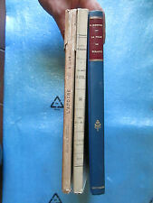 Vicomte de BORNIER : DRAMES en 3 volumes 1875/1881.