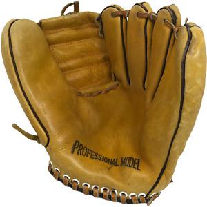 """VTG Professional Model 12"""" Baseball Glove Mitt Basket Official RHT"""
