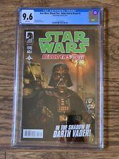 Star Wars: Blood Ties - Boba Fett Is Dead #3 CGC 9.6  Dark Horse Comics 6/12