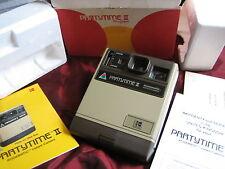 Kodak Partytime II 2 Instamatic In Box Original Collectable Photographic