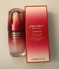 Shiseido Ginza Ultimune Power Infusing Concentrate 1oz/30 ml Brand New in Box