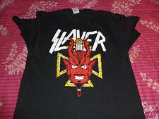 Old Slayer Shirt Thrash Metal Old But Unworn !!!!!!! XL -Size