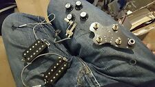 COMPLETE GIBSON SG USA ELECTRONICS PICKUPS JACK POTS 3 WAY SWITCH TIP ETC