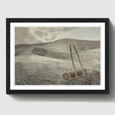 Eric Ravilious Black Art Prints