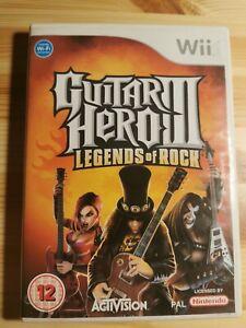 Guitar Hero 3 Legends Of Rock (Nintendo Wii)