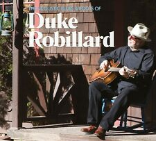 DUKE ROBILLARD - ACCOUSTIC BLUES & ROOTS OF  CD NEW!