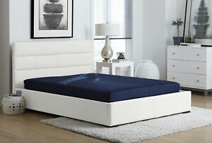 Full Size 6 Inch Innerspring Mattress Comfort Polyester Quilted Tight Sleeplace